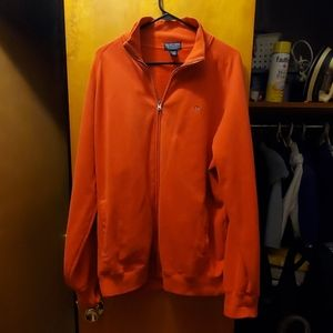 Orange Ralph Lauren Jacket